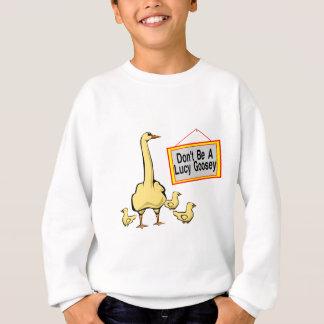 Lucy Goosey Sweatshirt