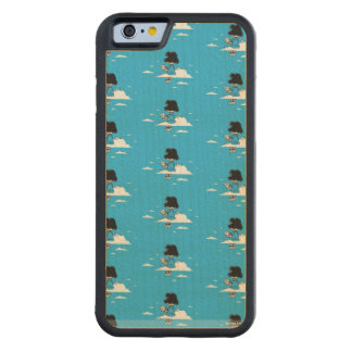 LUCY IN THE SKY Bumper Maple iPhone 6/6s Case