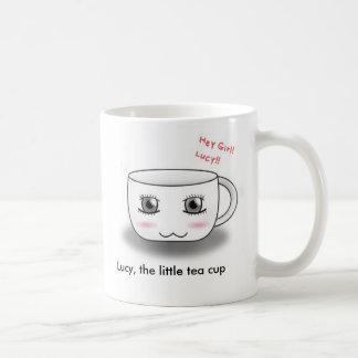 Lucy, la poca taza de té