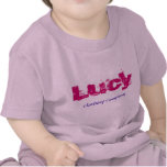 Lucy Name Clothing Company Baby Shirts