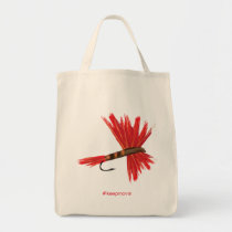 """""""Lucy"""" shopping tote bag"""