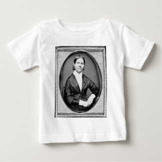 Lucy Stone American Abolitionist and Suffragist Baby T-Shirt