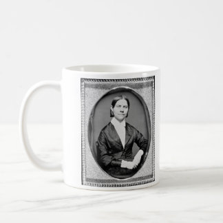 Lucy Stone American Abolitionist and Suffragist Classic White Coffee Mug