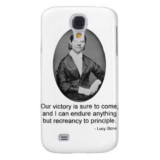 Lucy Stone iphone3 case Galaxy S4 Cases
