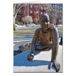 Lucy Stone Monument Blank Notecard Stationery Note Card