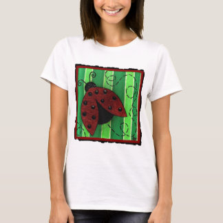 Lucy the Ladybug - ladies t-shirt