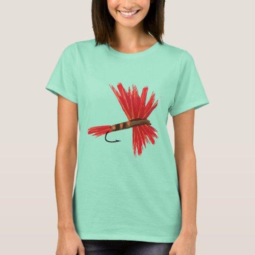 Lucy womens t_shirt mint