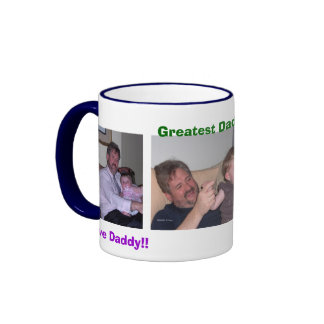 Lucy's cups to Nelson Ringer Coffee Mug