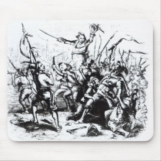 Luddite Rioters, 1811-12 Mouse Pad