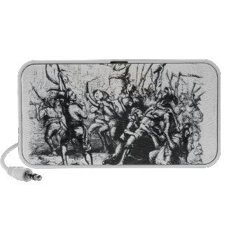 Luddite Rioters Portable Speaker