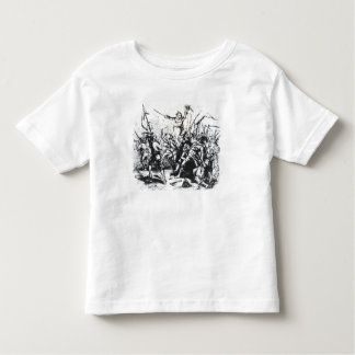 Luddite Rioters Toddler T-shirt