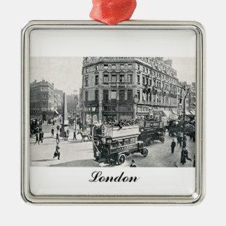 Ludgate Circus, London Metal Ornament