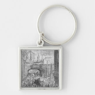 Ludgate Hill Keychain