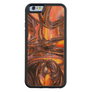 ludicrous Voyage Abstract Carved® Cherry iPhone 6 Bumper Case