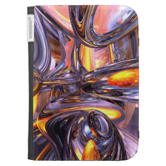 ludicrous Voyage Abstract Kindle 3G Cases