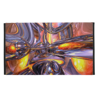ludicrous Voyage Abstract iPad Folio Covers