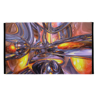 ludicrous Voyage Abstract iPad Folio Case