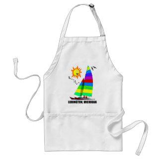Ludington 2 adult apron