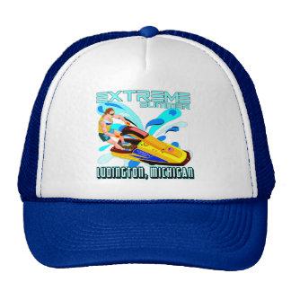 Ludington 5 trucker hat