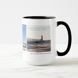 Ludington Light _ Big Sable Point _ Manistee North Mug