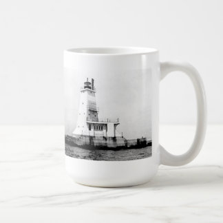 Ludington Lighthouse Coffee Mug