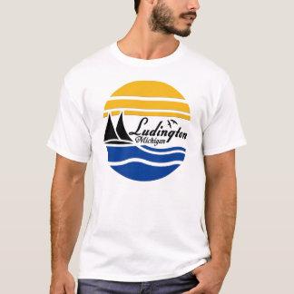Ludington Michigan 2 T-Shirt