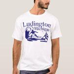 Ludington Michigan Playera