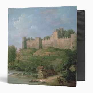 Ludlow Castle 3 Ring Binder