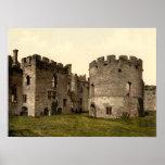 Ludlow Castle I, Shropshire, England Print