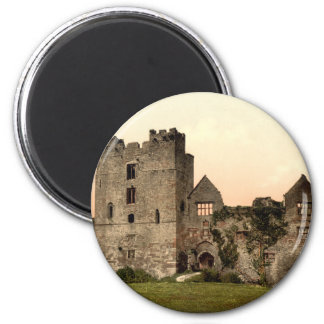 Ludlow Castle II, Shropshire, England Fridge Magnets