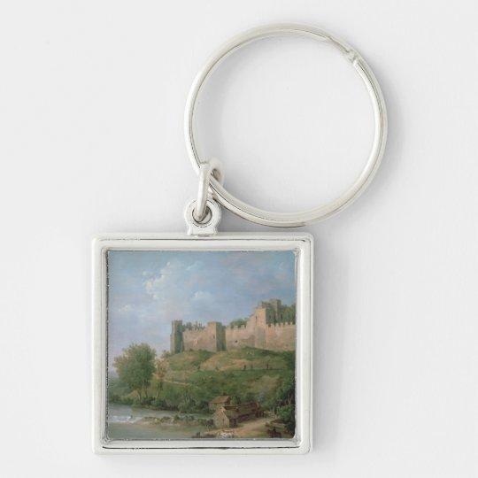 Ludlow Castle Keychain