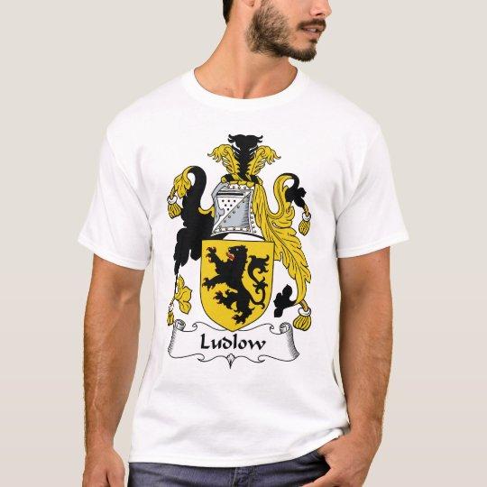 Ludlow Family Crest T-Shirt