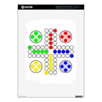 Ludo Classic Board Game Skins For iPad 3
