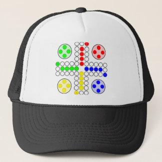 Ludo Classic Board Game Trucker Hat