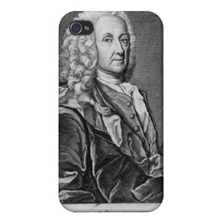 Ludvig Holberg iPhone 4 Carcasa
