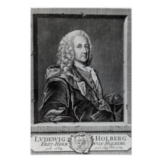 Ludvig Holberg Póster