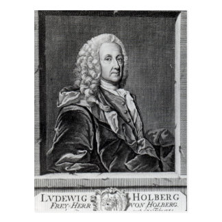 Ludvig Holberg Postal