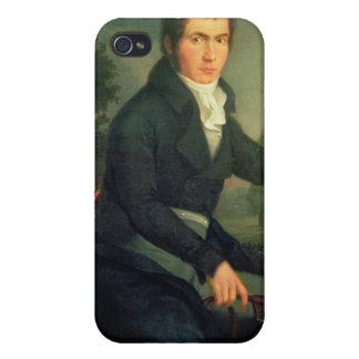 Ludvig van Beethoven, 1804 iPhone 4 Funda