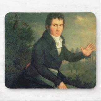 Ludvig van Beethoven , 1804 mousepad