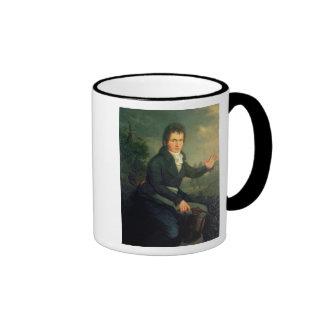 Ludvig van Beethoven , 1804 Coffee Mugs