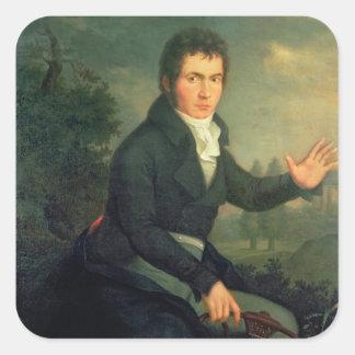 Ludvig van Beethoven , 1804 Sticker