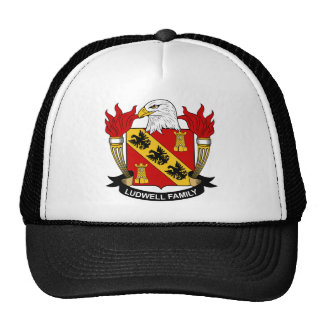 Ludwell Family Crest Trucker Hat