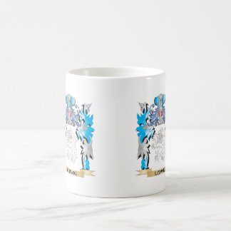 Ludwig Coat of Arms - Family Crest Classic White Coffee Mug