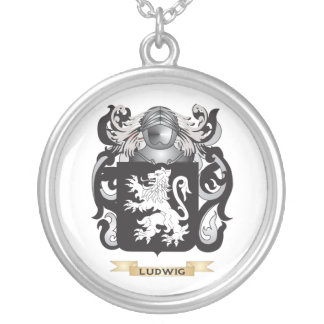 Ludwig Coat of Arms (Family Crest) Necklaces