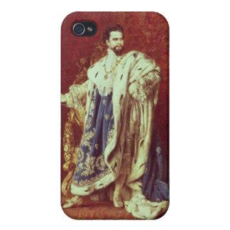 Ludwig II  1887 iPhone 4 Cover