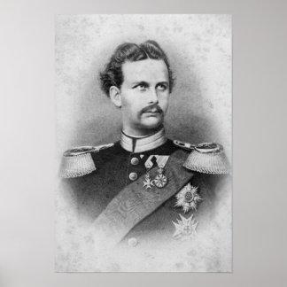 Ludwig II of Bavaria Poster