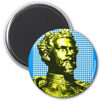 Ludwig IITH king Bavaria 2 Inch Round Magnet