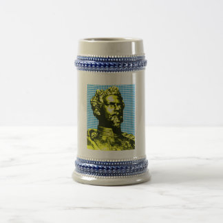 Ludwig IITH king Bavaria Beer Stein