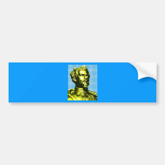 Ludwig IITH king Bavaria Bumper Sticker