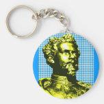Ludwig IITH king Bavaria Key Chains